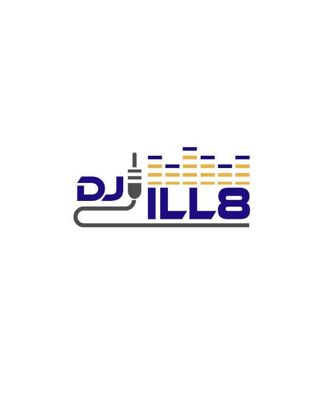 Kilpailutyö #31 kilpailussa dj ill8 logo