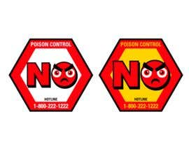 #60 for Product Safety Stickers af GraphicDesi6n