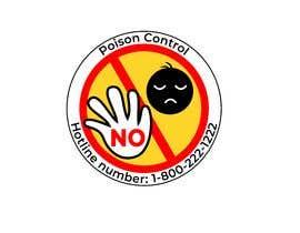 Nro 36 kilpailuun Product Safety Stickers käyttäjältä DesignVibes4U