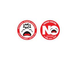 #40 for Product Safety Stickers af putih2013