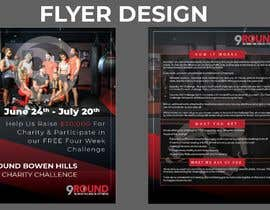 #98 для Design a 2 sided flyer plus a social design in 3 sizes от vivekbsankar13