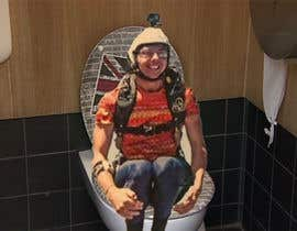 #3 cho Edit picture so it looks like both people are sitting on toilets bởi Ronsab27