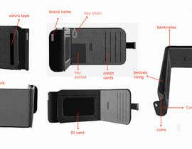 #5 untuk Looking for industrial designer to design NEW slim wallet for mans oleh ecemozkurt