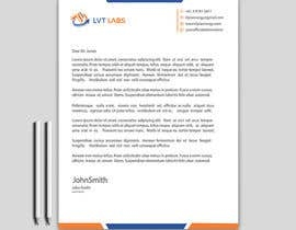 Nro 23 kilpailuun Letterhead Designing PPT Design käyttäjältä FreelancerAnis