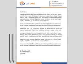 Nro 29 kilpailuun Letterhead Designing PPT Design käyttäjältä FreelancerAnis