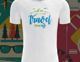 #36 для Amerigo's T-shirt for a Travel Kit Design - 21/05/2019 07:00 EDT от pendekarimran
