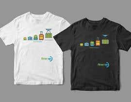 #68 для Amerigo's T-shirt for a Travel Kit Design - 21/05/2019 07:00 EDT от orrlov