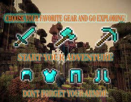 #5 for Minecraft Banner af abdullahusman17
