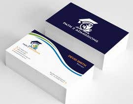 #102 for Customize logo and business cards by firozbogra212125