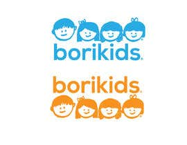 #5 for Logo Revamp/Upgrade for Borikids by romjanali7641