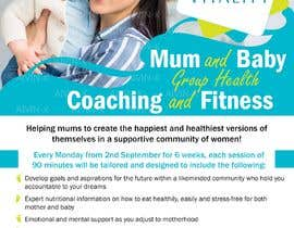#106 for Mum and Baby Group Health Coaching and Fitness by aivinkcreatives