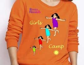 Nro 33 kilpailuun Coool Sublimated Sweatshirt design käyttäjältä Bejawadaduba