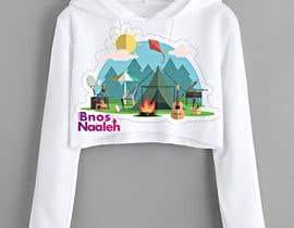 Nro 24 kilpailuun Coool Sublimated Sweatshirt design käyttäjältä jilladeepak2010