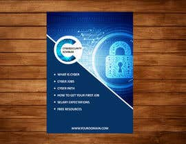 #47 for Make me a Flyer - Cybersecurity by Roboto1849