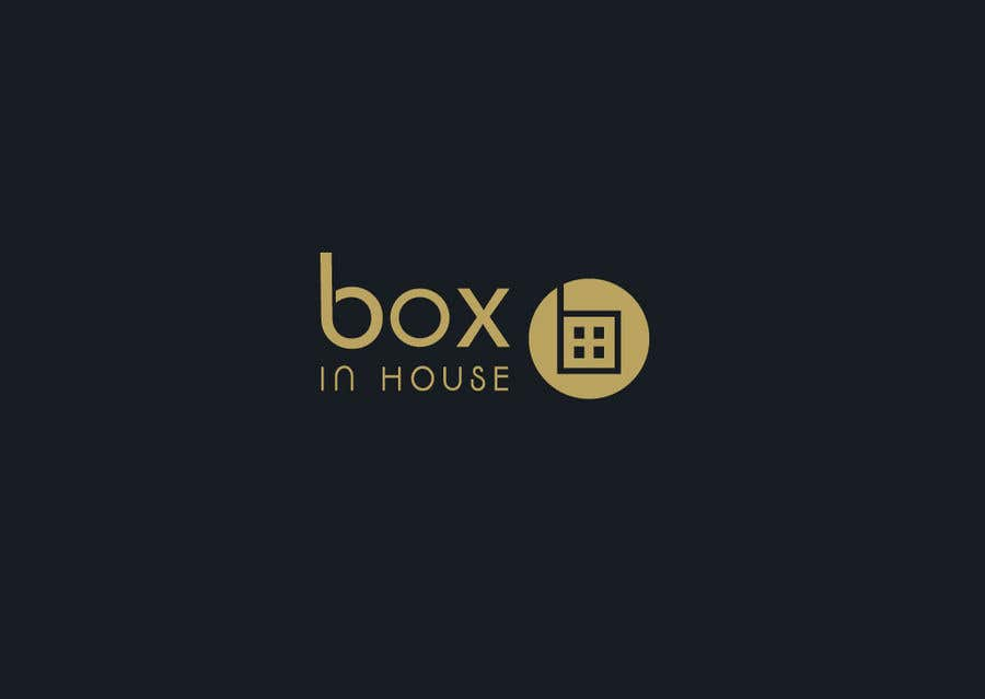 Konkurrenceindlæg #35 for Logotipo para el proyecto - BoxInHouse