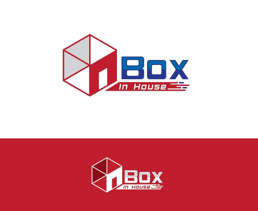 Konkurrenceindlæg #10 for Logotipo para el proyecto - BoxInHouse