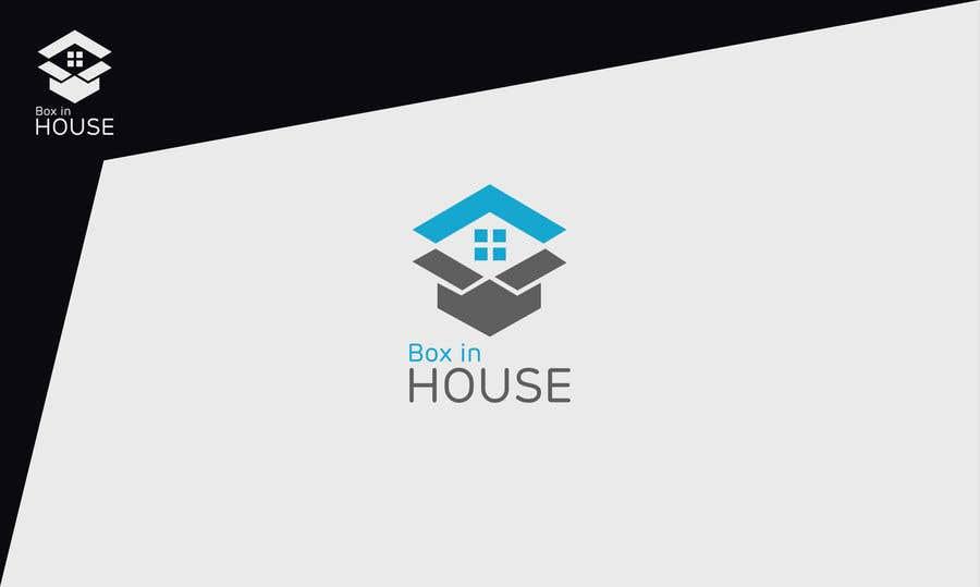 Konkurrenceindlæg #66 for Logotipo para el proyecto - BoxInHouse