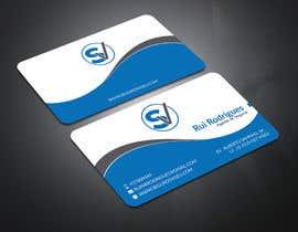 #162 for Design a visit card by designer4954