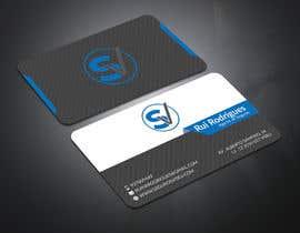 #163 for Design a visit card by designer4954