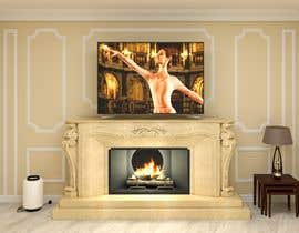 #16 для Design a fireplace accent wall от roarqabraham