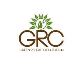 #33 for GRC bath salt cbd oil label by kimoizkie