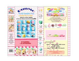 #13 for Create a Package design for Mochi Toys by Marufahmed83