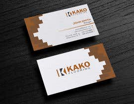 #389 for Design some business card by shiblee10
