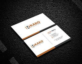 #6 for Design some business card by mdhasanmahmudsh8