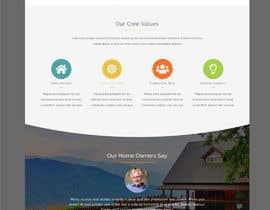 nº 20 pour Redesigning my website par hosnearasharif