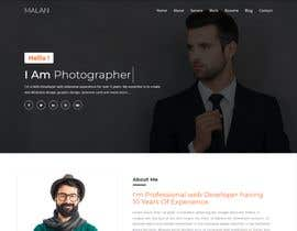 #37 for redesign my portfolio af mdbelal44241