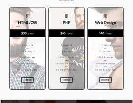 #39 for redesign my portfolio af visionctech