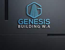 #159 for logo design for (Genesis building W.A) af pixelstudioc1