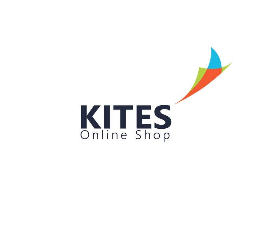 """Bài tham dự cuộc thi #43 cho Create a logo for """"Kites"""" Online Shop"""
