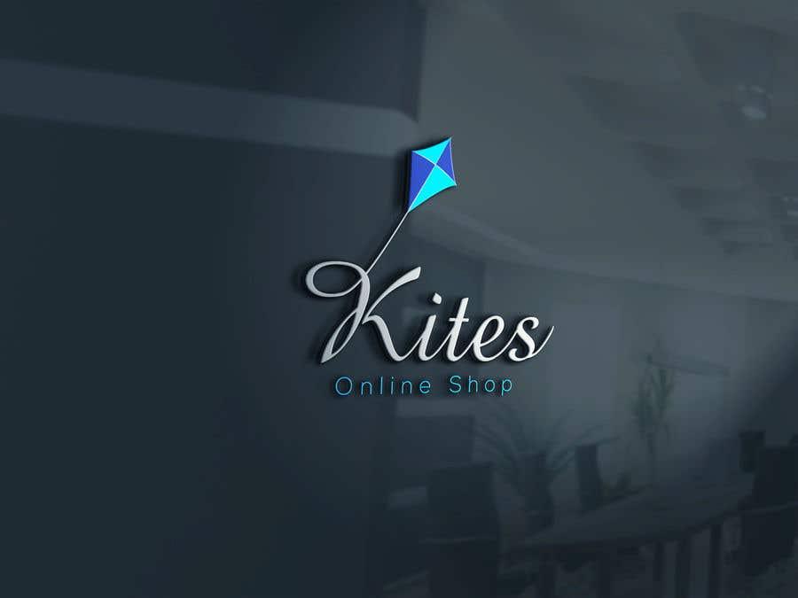 """Bài tham dự cuộc thi #47 cho Create a logo for """"Kites"""" Online Shop"""