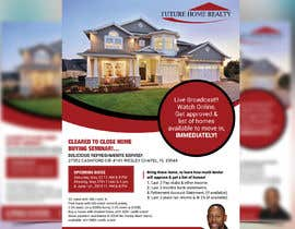 #19 for build a flyer for upcoming home buyers seminar by moslehu13