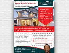 #10 for build a flyer for upcoming home buyers seminar by shah14940