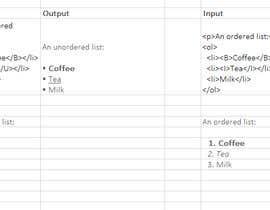 Nro 2 kilpailuun Need to write the macro to format html text in excel in single cell käyttäjältä Krish1019