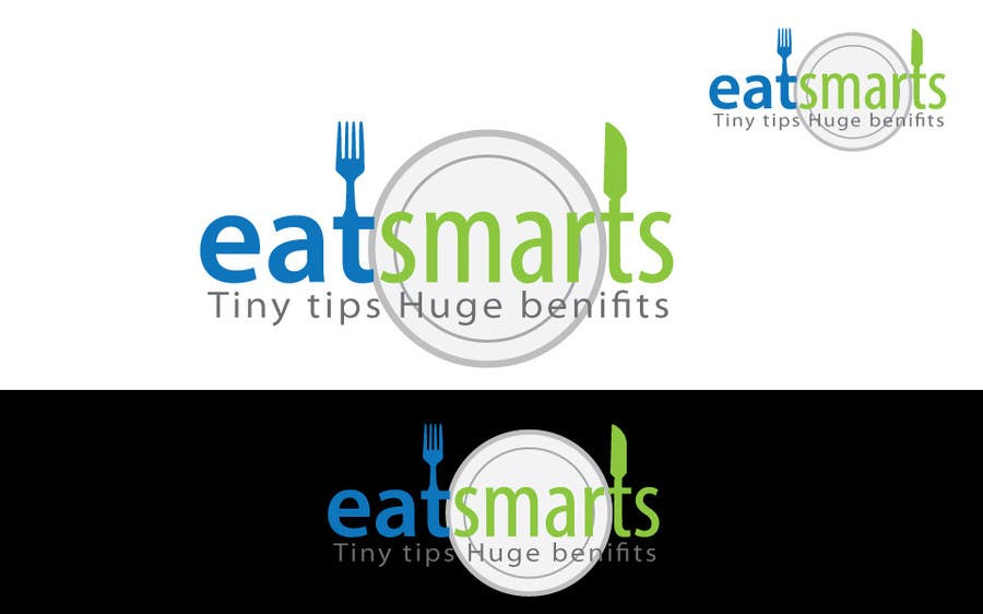 Konkurrenceindlæg #                                        17                                      for                                         Logo Design for Eat Smarts