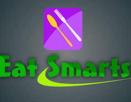 #26 para Logo Design for Eat Smarts por risonsm