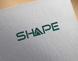 #67 for SHAPE Logo by rabiul199852