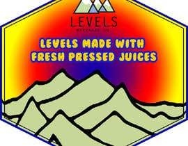 #9 pentru Levles Beverage Company ProMo sticker de către foujdarswati6