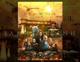 #21 для URGENT: IMAGE BLEND HOUSE + GAME OF THRONES -- 2 от banhthesanh