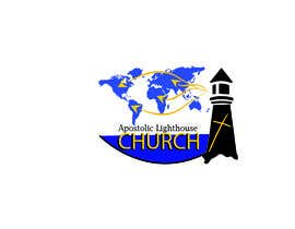 #71 for New Logo For Church af jojohf