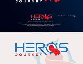 #284 para Hero's Journey Logo por Designdeal011