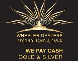 #4 untuk Need a Logo, Roadside sign and flyer for my second hand shop oleh gloriousweb