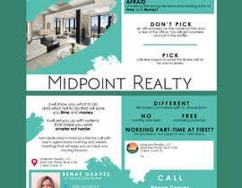 #33 for Real Estate Brokerage Recruiting Postcard by naviaisner