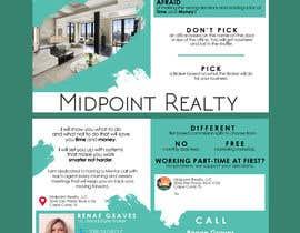 #33 for Real Estate Brokerage Recruiting Postcard af naviaisner