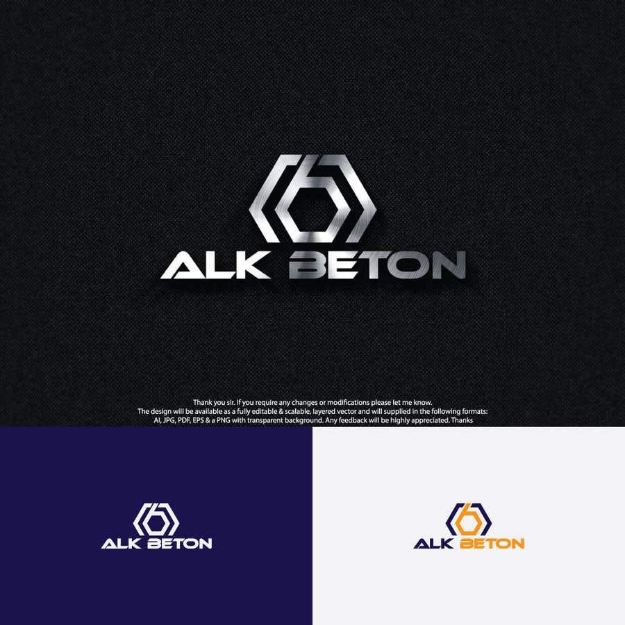 Inscrição nº 439 do Concurso para I need a logo for a concrete production company
