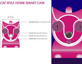 #8 for Design a fashionable camera enclosure (concept drawing) af sadiqueadilsl