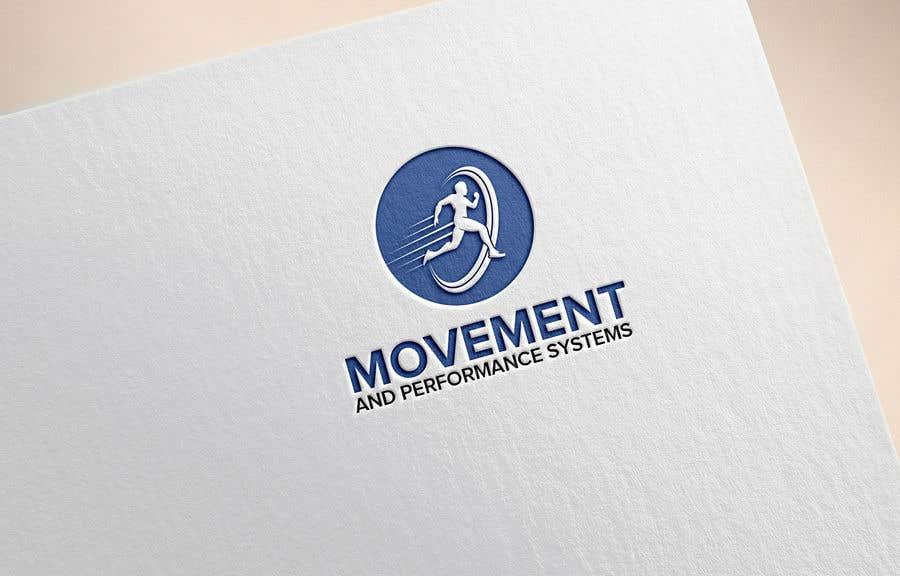 Kilpailutyö #252 kilpailussa Movement and Performance Systems Logo